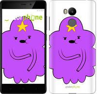 "Чехол на Xiaomi Redmi 4 Prime Принцесса Пупырка. Adventure Time. Lumpy Space Princess v2 ""1221c-437-716"""