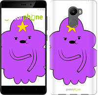 "Чехол на Xiaomi Redmi 4 Принцесса Пупырка. Adventure Time. Lumpy Space Princess v2 ""1221c-417-716"""