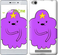 "Чехол на Xiaomi Redmi 3 Принцесса Пупырка. Adventure Time. Lumpy Space Princess v2 ""1221c-97-716"""
