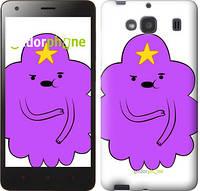 "Чехол на Xiaomi Redmi 2 Принцесса Пупырка. Adventure Time. Lumpy Space Princess v2 ""1221c-98-716"""