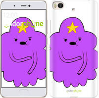 "Чехол на Xiaomi Mi 5s Принцесса Пупырка. Adventure Time. Lumpy Space Princess v2 ""1221c-395-716"""