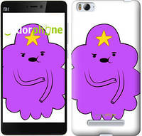 "Чехол на Xiaomi Mi4i Принцесса Пупырка. Adventure Time. Lumpy Space Princess v2 ""1221c-177-716"""