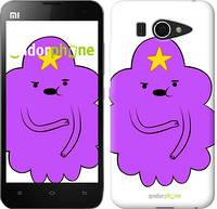 "Чехол на Xiaomi Mi2 Принцесса Пупырка. Adventure Time. Lumpy Space Princess v2 ""1221u-191-716"""