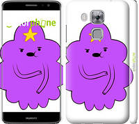 "Чехол на Huawei Nova Plus Принцесса Пупырка. Adventure Time. Lumpy Space Princess v2 ""1221c-961-716"""