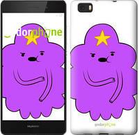 "Чехол на Huawei Ascend P8 Lite Принцесса Пупырка. Adventure Time. Lumpy Space Princess v2 ""1221c-126-716"""