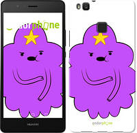 "Чехол на Huawei P9 Lite Принцесса Пупырка. Adventure Time. Lumpy Space Princess v2 ""1221c-298-716"""