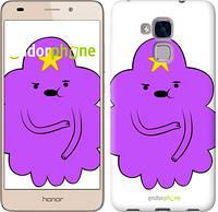 "Чехол на Huawei Honor 5C Принцесса Пупырка. Adventure Time. Lumpy Space Princess v2 ""1221c-356-716"""