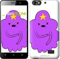 "Чехол на Huawei Honor 4C Принцесса Пупырка. Adventure Time. Lumpy Space Princess v2 ""1221c-183-716"""