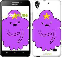 "Чехол на Huawei Honor 4 Play Принцесса Пупырка. Adventure Time. Lumpy Space Princess v2 ""1221u-213-716"""