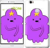 "Чехол на Huawei Honor Note 8 Принцесса Пупырка. Adventure Time. Lumpy Space Princess v2 ""1221u-418-716"""