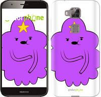 "Чехол на Huawei G7 Plus Принцесса Пупырка. Adventure Time. Lumpy Space Princess v2 ""1221c-952-716"""