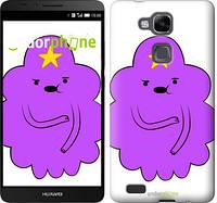 "Чехол на Huawei Ascend Mate 7 Принцесса Пупырка. Adventure Time. Lumpy Space Princess v2 ""1221u-140-716"""