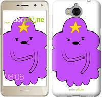 "Чехол на Huawei Y5 2017 Принцесса Пупырка. Adventure Time. Lumpy Space Princess v2 ""1221u-992-716"""
