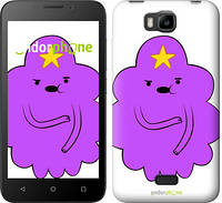 "Чехол на Huawei Ascend Y5C Принцесса Пупырка. Adventure Time. Lumpy Space Princess v2 ""1221u-146-716"""