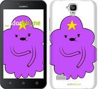 "Чехол на Huawei Ascend Y5 DS/Y560 Принцесса Пупырка. Adventure Time. Lumpy Space Princess v2 ""1221u-340-716"""
