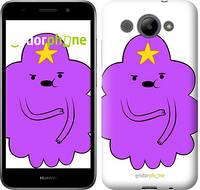 "Чехол на Huawei Y3 2017 Принцесса Пупырка. Adventure Time. Lumpy Space Princess v2 ""1221u-991-716"""