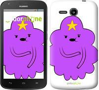 "Чехол на Huawei Ascend Y600 Принцесса Пупырка. Adventure Time. Lumpy Space Princess v2 ""1221u-486-716"""
