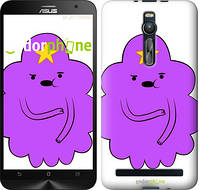 "Чехол на Asus Zenfone 2 ZE551ML Принцесса Пупырка. Adventure Time. Lumpy Space Princess v2 ""1221c-122-716"""