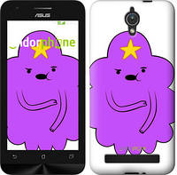 "Чехол на Asus ZenFone C ZC451CG Принцесса Пупырка. Adventure Time. Lumpy Space Princess v2 ""1221u-181-716"""