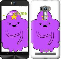 "Чехол на Asus ZenFone Selfie ZD551KL Принцесса Пупырка. Adventure Time. Lumpy Space Princess v2 ""1221c-116-716"""