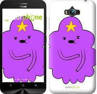"Чехол на Asus ZenFone Max ZC550KL Принцесса Пупырка. Adventure Time. Lumpy Space Princess v2 ""1221c-271-716"""