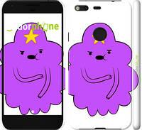 "Чехол на Google Pixel XL Принцесса Пупырка. Adventure Time. Lumpy Space Princess v2 ""1221c-401-716"""