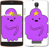 "Чехол на ZTE L5 Принцесса Пупырка. Adventure Time. Lumpy Space Princess v2 ""1221u-429-716"""