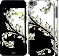 "Чехол на iPod Touch 6 White and black 1 ""2805c-387-716"""