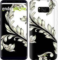 "Чехол на Samsung Galaxy S8 Plus White and black 1 ""2805c-817-716"""