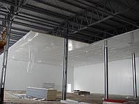 Строительство среднетемпературных камер хранения продуктов