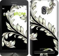 "Чехол на Asus ZenFone 6 A600CG White and black 1 ""2805u-143-716"""