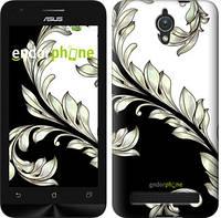 "Чехол на Asus ZenFone C ZC451CG White and black 1 ""2805u-181-716"""