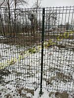 Оцинкованные заборные сетки