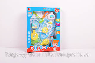 Доктор (инструменты, стетоскоп) G-2001CD