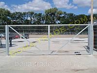 Забор и ворота, фото 1
