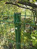 Оцинкованные заборные сетки, фото 2