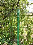 Оцинкованные заборные сетки, фото 5