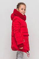 Зимнее модное куртка для девочки.