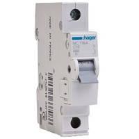 Автоматический выключатель Hager MC116A