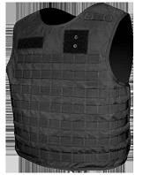 Жилет U.S.ARMOR Ranger 500 X Large Black (без защиты)