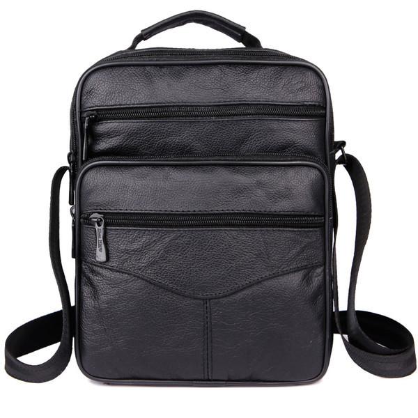 Мужская кожаная сумка. Модель 63279