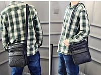 Мужская кожаная сумка. Модель 63279, фото 7