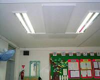 Отопление в детском саду GH-700c