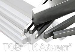 Шпоночный материал ст. 45 размер 4х4 мм ГОСТ 8787-68