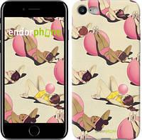 """Чехол на iPhone 7 Физкультура бывает разная """"4036c-336-716"""""""