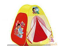 Палатка детская 813 Дора 80х80х90см