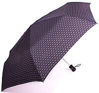 Современный мужской зонт, полуавтомат HAPPY RAIN (ХЕППИ РЭЙН) U46868-3, черный