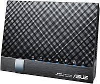 ADSL-роутер ASUS DSL-AC56U ADSL2+/VDSL2 802.11ac AC1200, 1xRJ11xDSL, 4xLAN Gbps, 2xUSB 2.0 (DSL-AC56U)