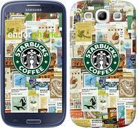 "Чехол на Samsung Galaxy S3 Duos I9300i Starbucks v3 ""3092c-50-716"""