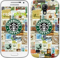 "Чехол на Samsung Galaxy S4 mini Duos GT i9192 Starbucks v3 ""3092c-63-716"""